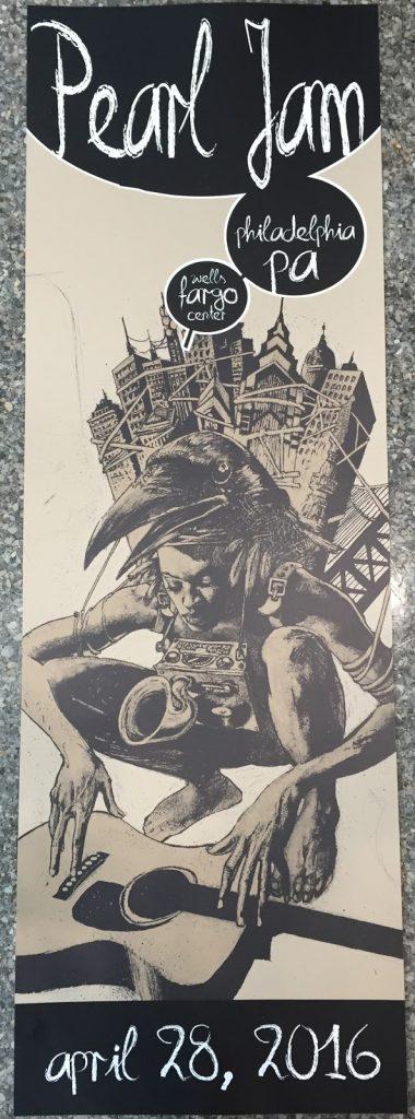 Pearl-Jam-Philadelphia-Poster-Jason-Shawn-Alexander-2016-Front-2