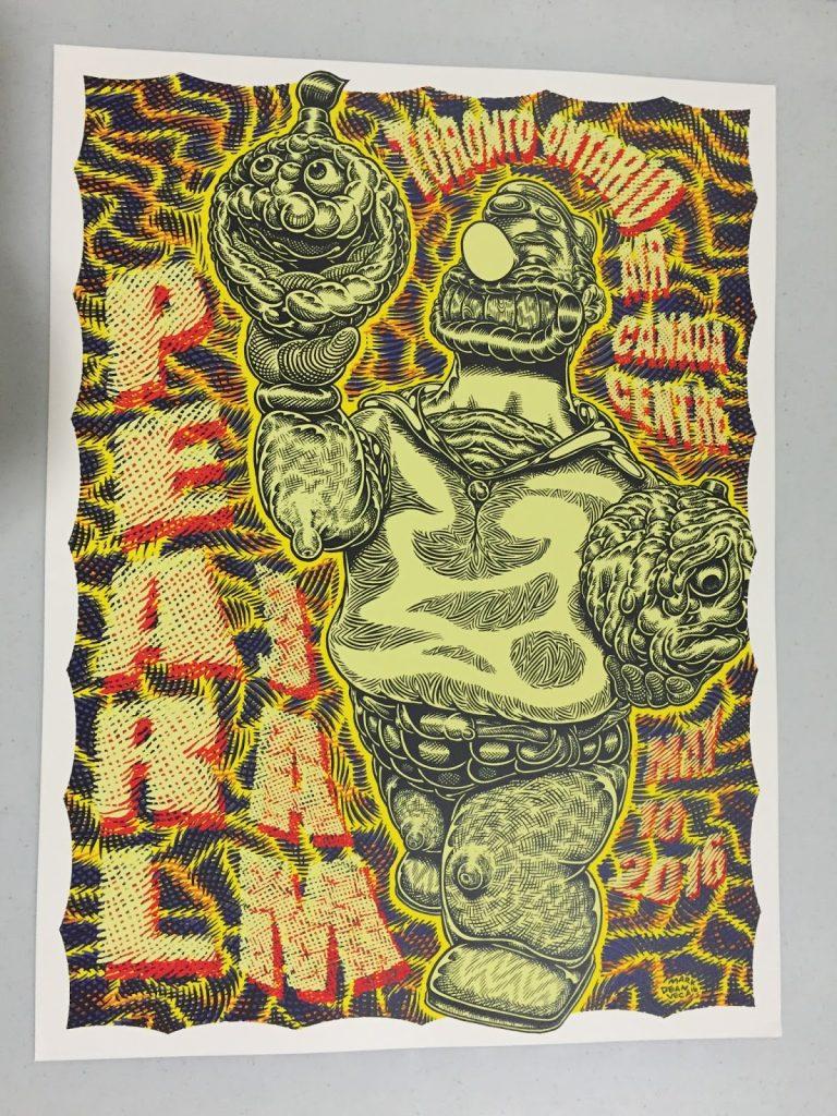 Mark-Dean-Veca-Pearl-Jam-Toronto-Poster-2016-Front
