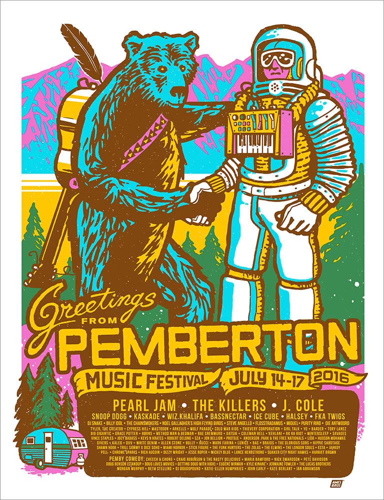 Pemberton Festival por Ames
